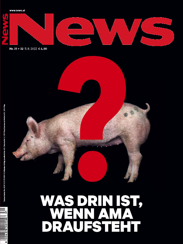 NEWS Magazincover