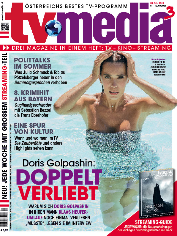 TV-MEDIA Magazincover